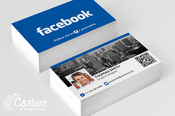 40+ Best Free Modern Business Card PSD Templates