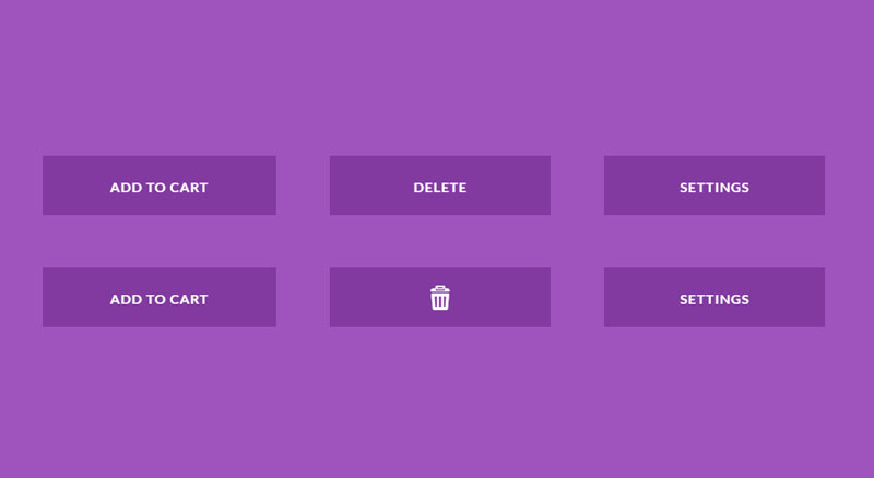 12+ Beautiful css3 buttons with hover effects - csshint - A