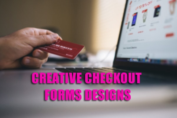 17+ Creative Free HTML5 CSS3 Checkout Forms