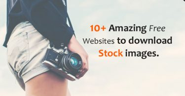 10+ Best Free Websites to download Stock images.