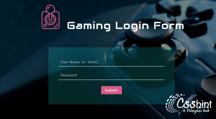 22+ Free Stylish HTML5 And CSS3 Login Forms templates