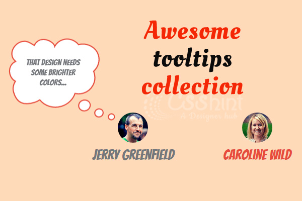 20+ awesome animated css tooltips